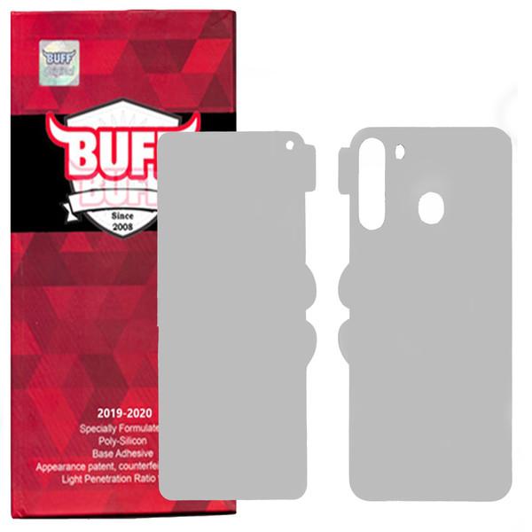 محافظ صفحه نمایش و پشت گوشی بوف مدل HgC15 مناسب برای گوشی موبایل سامسونگ Galaxy A31