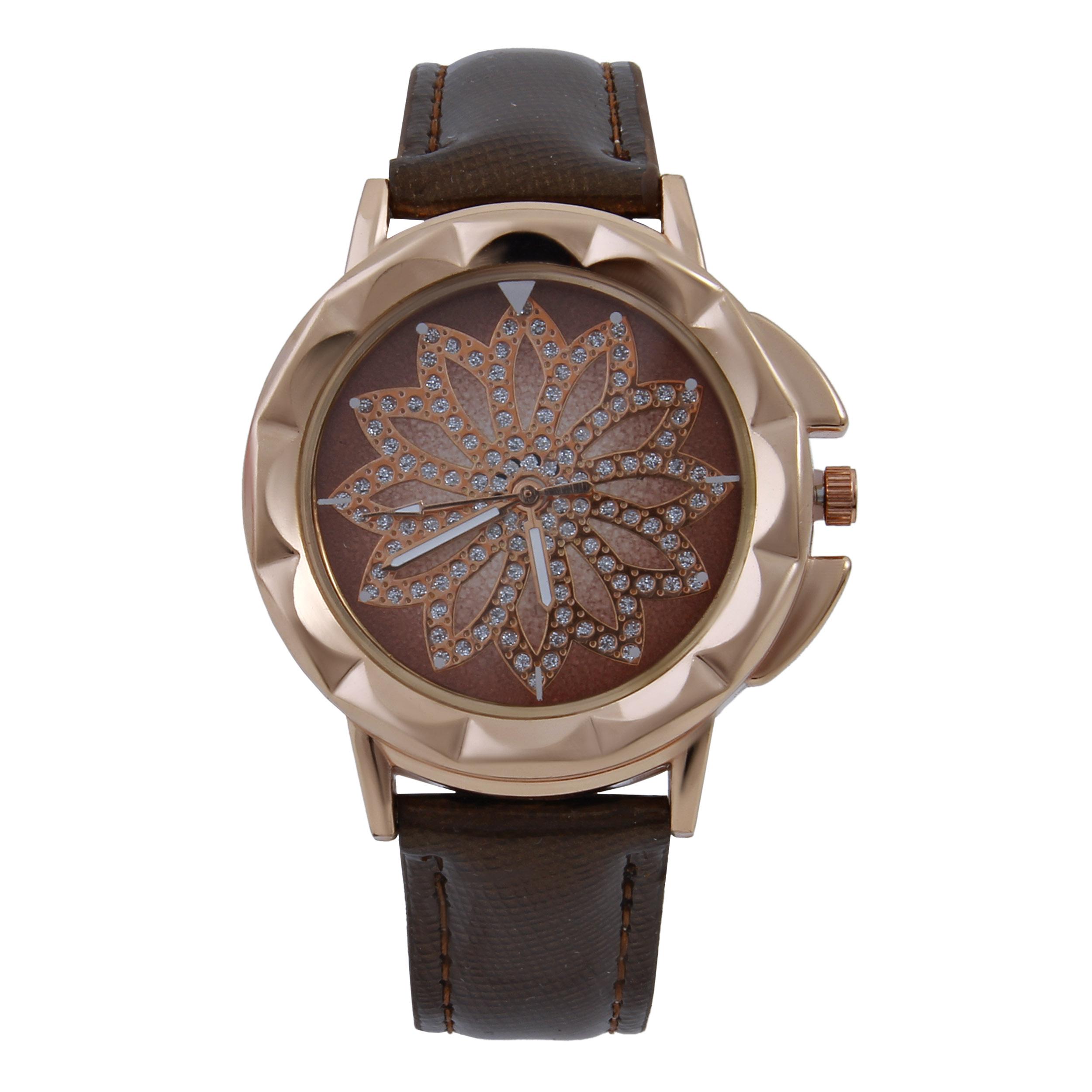 ساعت مچی عقربه ای زنانه کد WHW-089              خرید (⭐️⭐️⭐️)