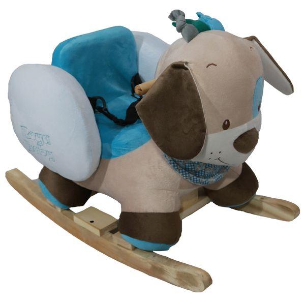 راکر کودک طرح سگ کد208