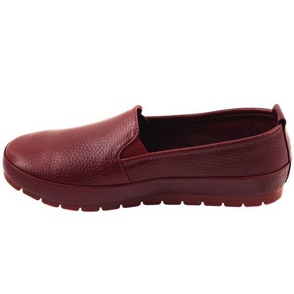 کفش روزمره زنانه آدین چرم کد DK29.zr