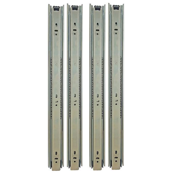 ریل کشو مدل DS-4203 سایز 50 سانتی متر بسته 4 عددی