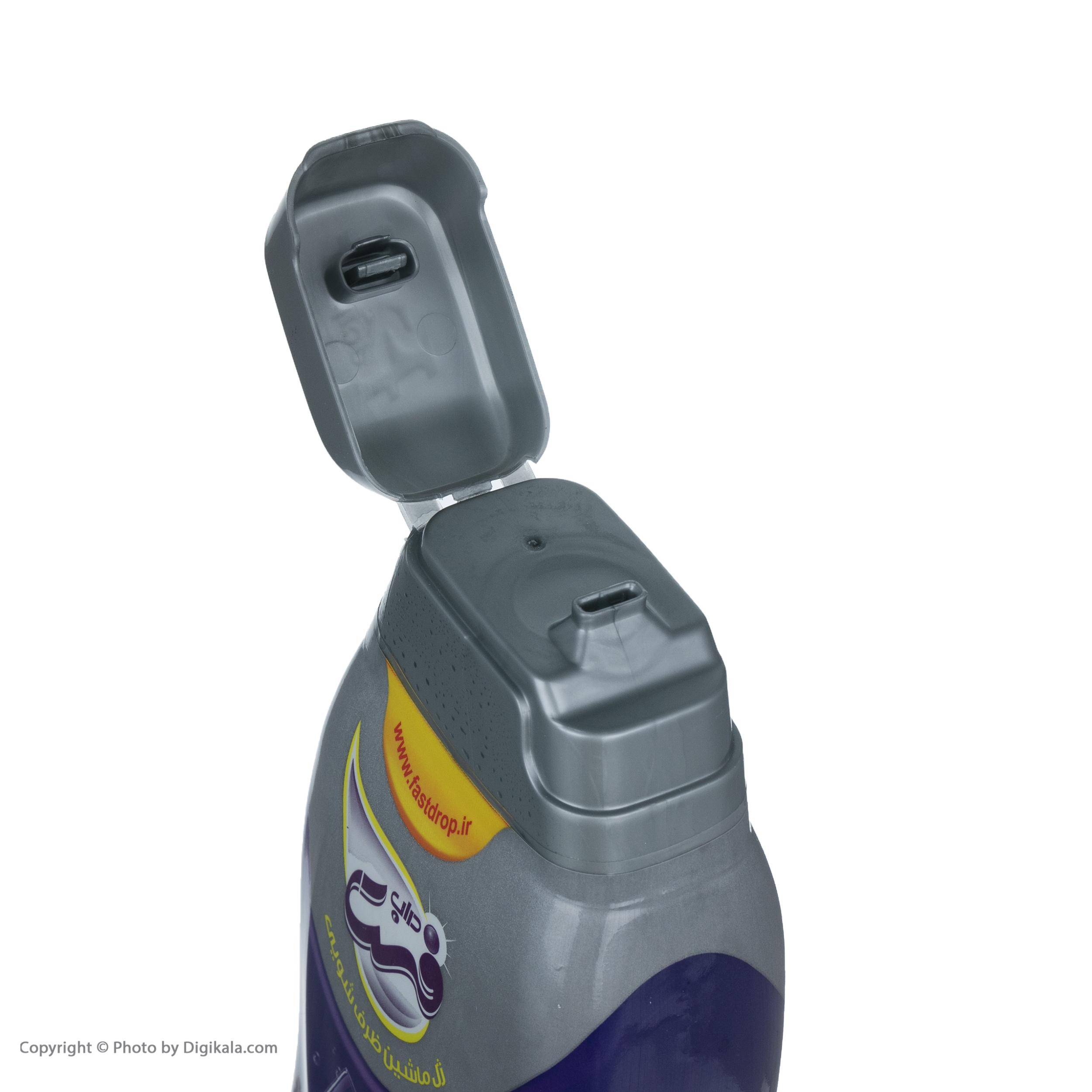 ژل ماشین ظرفشویی فست دراپ مدل All in 1 حجم ا لیتر main 1 3