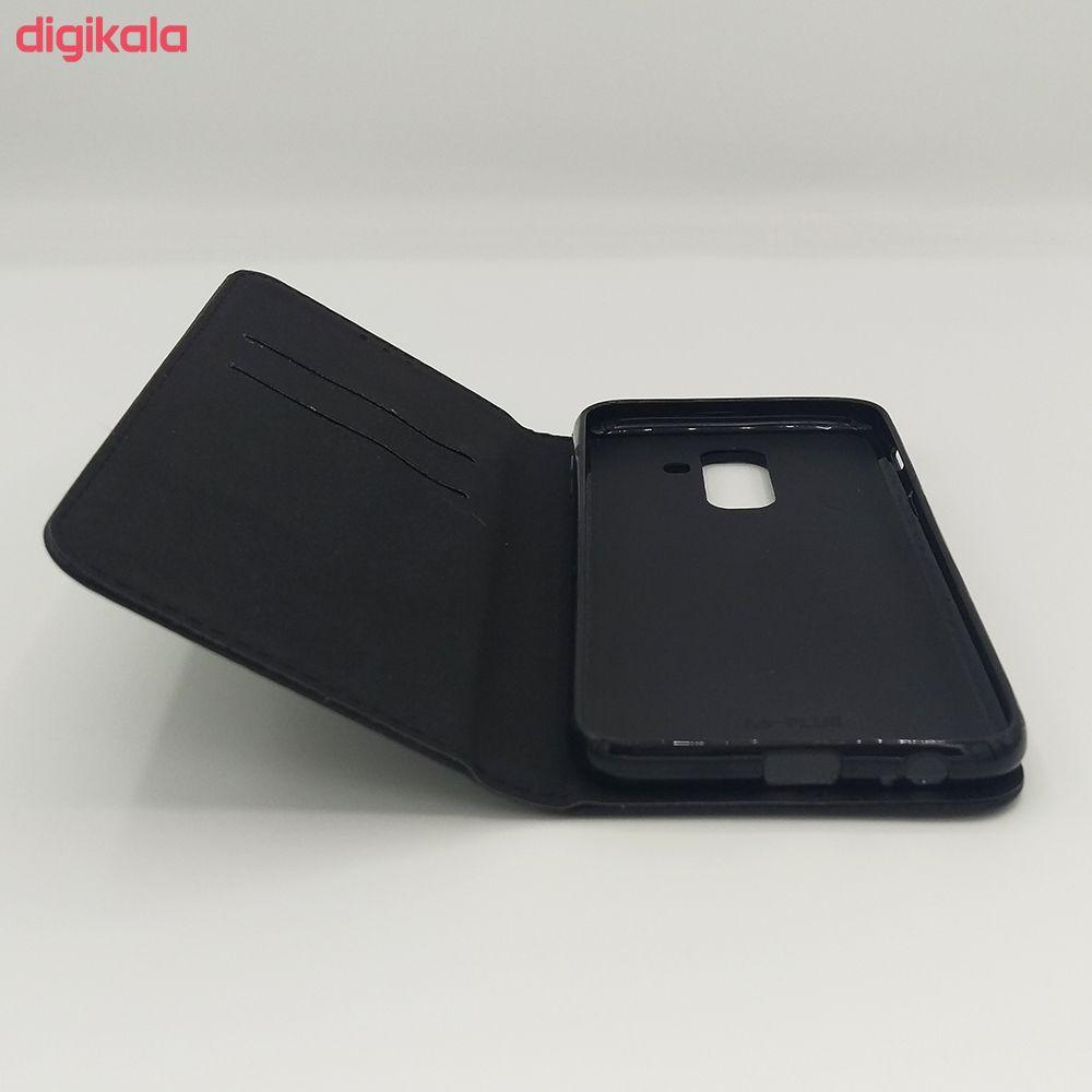 کیف کلاسوری مدل Class1 مناسب برای گوشی موبایل سامسونگ Galaxy A6 Plus main 1 4