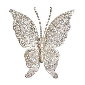پروانه ملیله کاری مدل Ka01