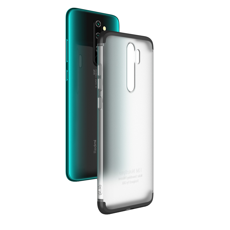 کاور 360 درجه جی کی کی مدل GK-8PRO-RN8 مناسب برای گوشی موبایل شیائومی REDMI NOTE 8 PRO              ( قیمت و خرید)