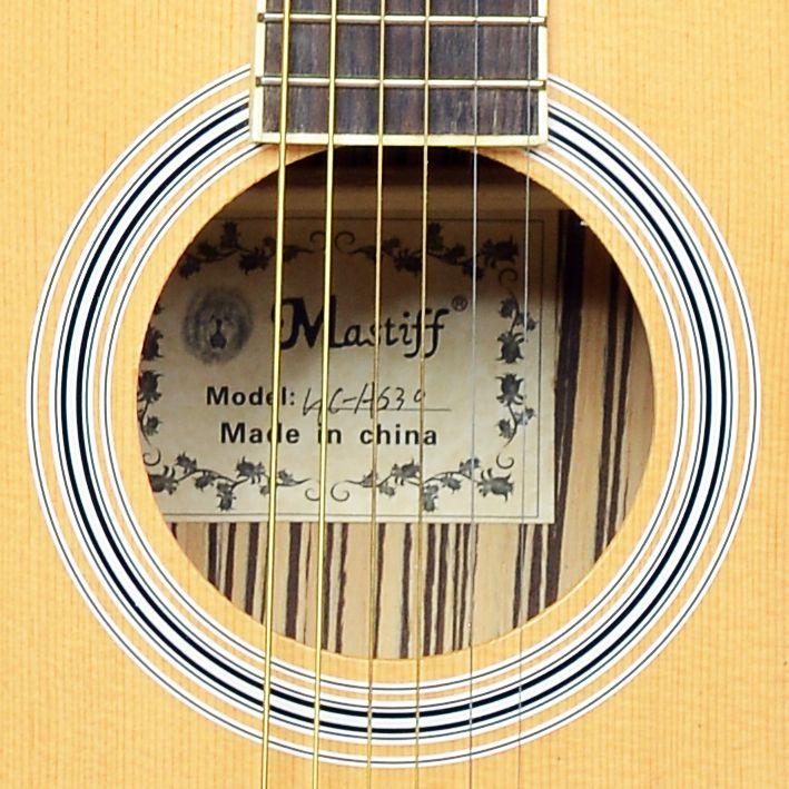 گیتار اکوستیک ماستیف مدل h630 main 1 5