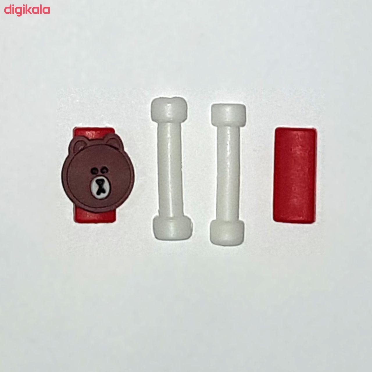 محافظ کابل مدل Brown bearN01 main 1 1