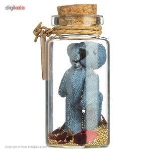 بطری دکوری مدل Bear کد 9239