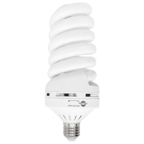 لامپ کم مصرف 52 وات پارس خزر مدل Pk100 پایه E27