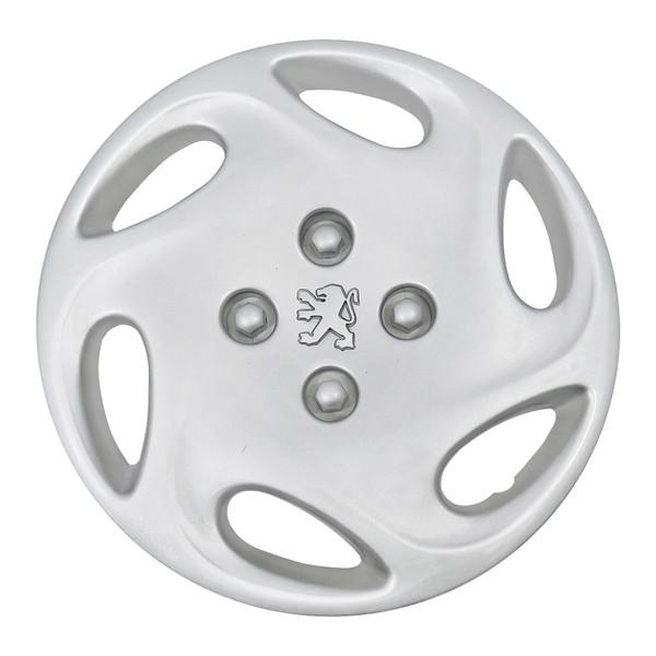 قالپاق چرخ خودرو کد 2210723606 مناسب برای پژو 206