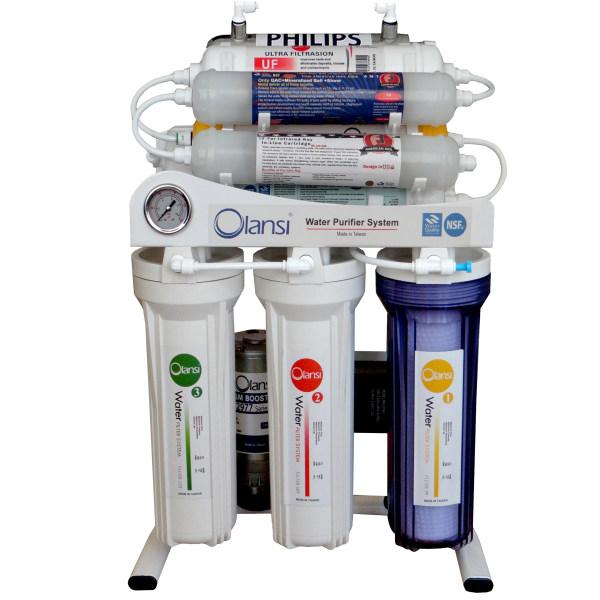 دستگاه  تصفیه کننده آب اولانسی  مدل REVERSE OSMOSIS AT7950