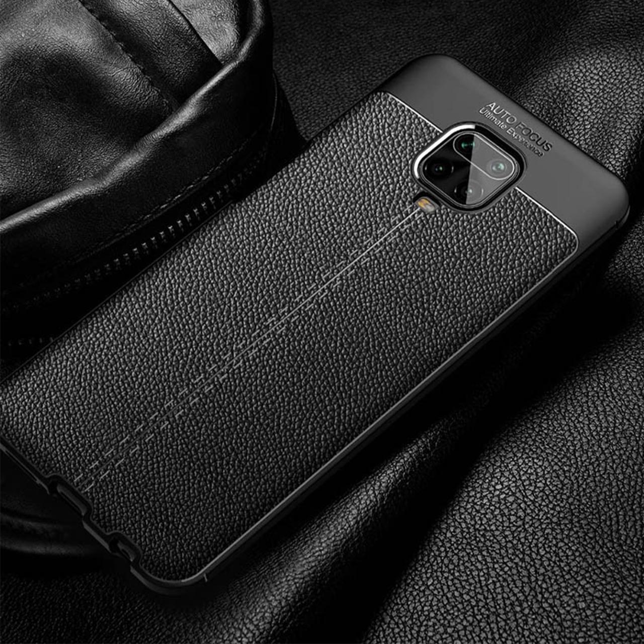 کاور راین مدل R_ATOG مناسب برای گوشی موبایل شیائومی Redmi Note 9s به همراه محافظ صفحه نمایش thumb 2 6