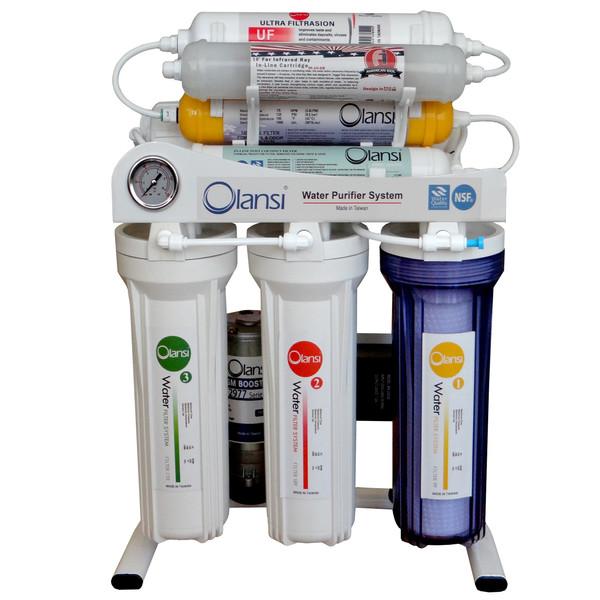 دستگاه  تصفیه کننده آب اولانسی  مدل REVERSE OSMOSIS AT7700