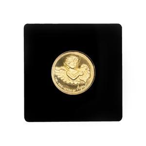 طلا گرمی 24 عیار طرح فرشته کد Z001