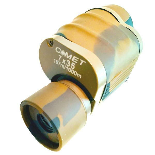 دوربین تک چشمی کامت مدل 32x7