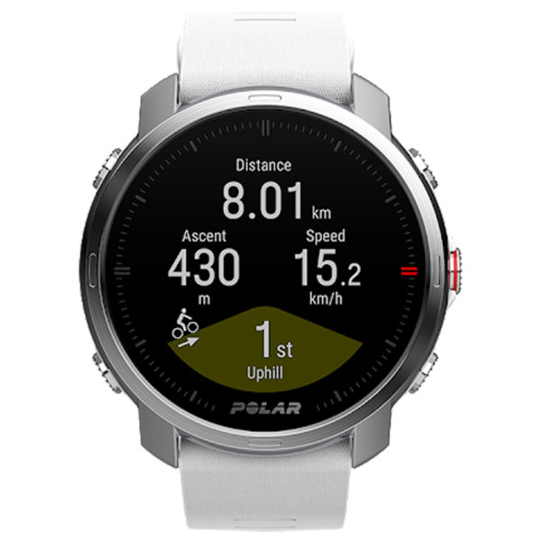 ساعت هوشمند پلار مدل GRIT X کد 725882054223