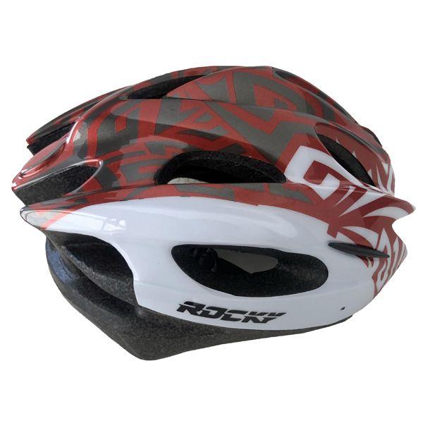 کلاه ایمنی دوچرخه راکی مدل mv16