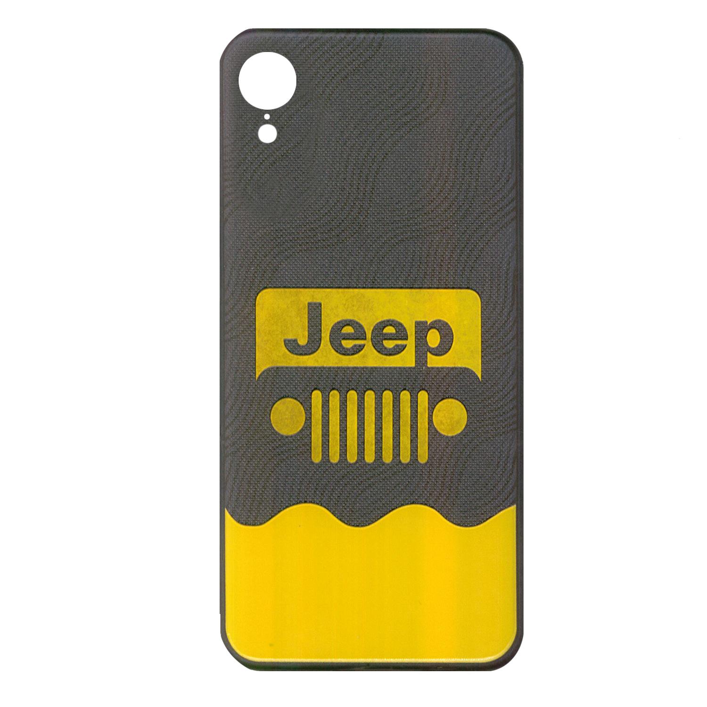کاور مستر کینگ طرح jeep کد 9610 مناسب برای گوشی موبایل اپل iphone XR thumb 2 1
