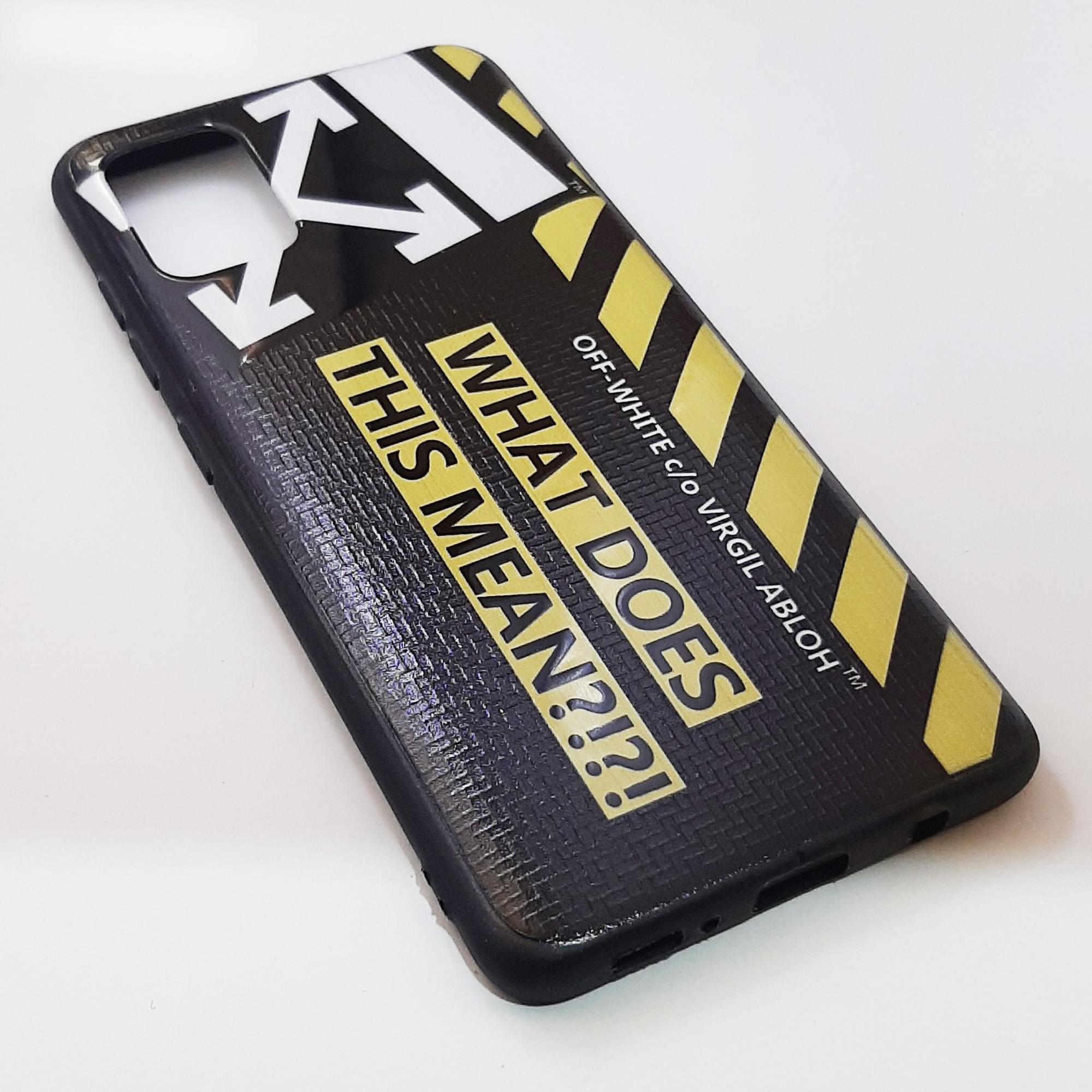 کاور کد CO343 مناسب برای گوشی موبایل سامسونگ  Galaxy A51 thumb 2 1