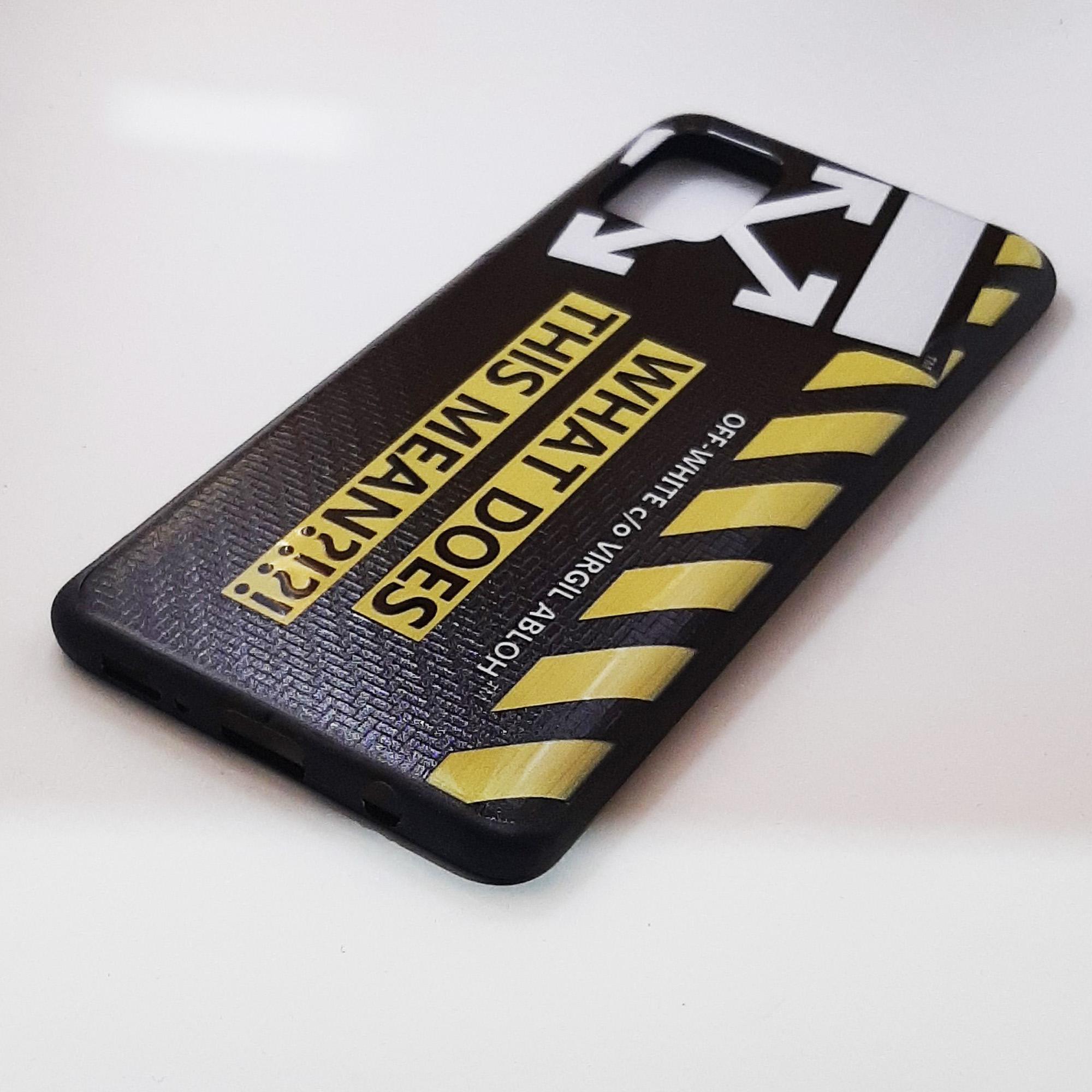 کاور کد CO343 مناسب برای گوشی موبایل سامسونگ  Galaxy A51 thumb 2 2