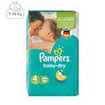 پوشک پمپرز مدل Baby Dry سایز 4 بسته 44 عددی thumb