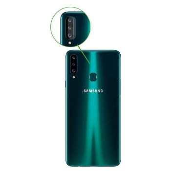 محافظ لنز دوربین مدل N01 مناسب برای گوشی موبایل سامسونگ Galaxy A20s