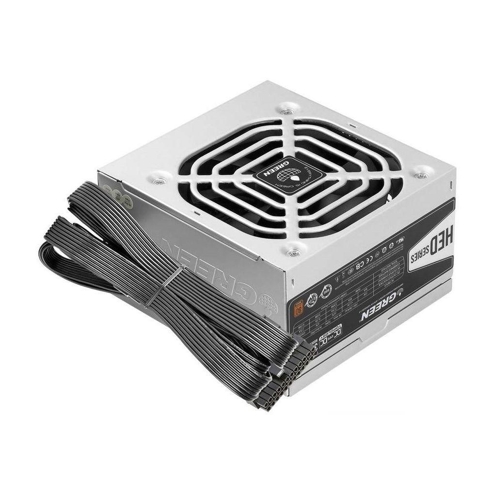 منبع تغذیه کامپیوتر گرین مدل GP580A-HED