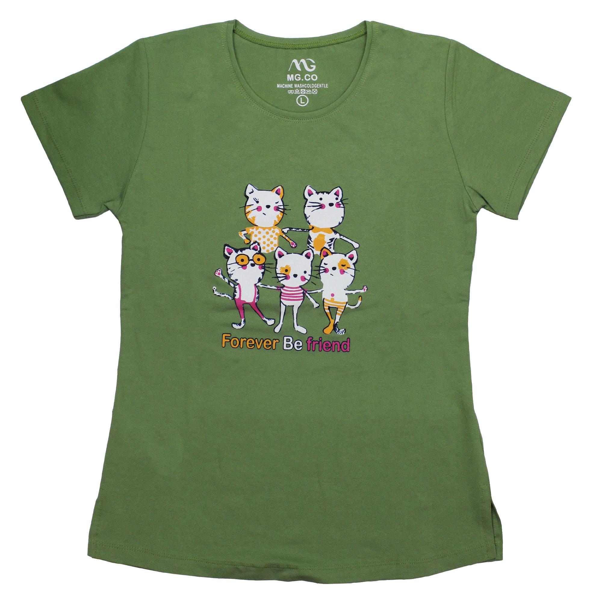 ست تی شرت و شلوار زنانه مدل FBFG 001 main 1 5