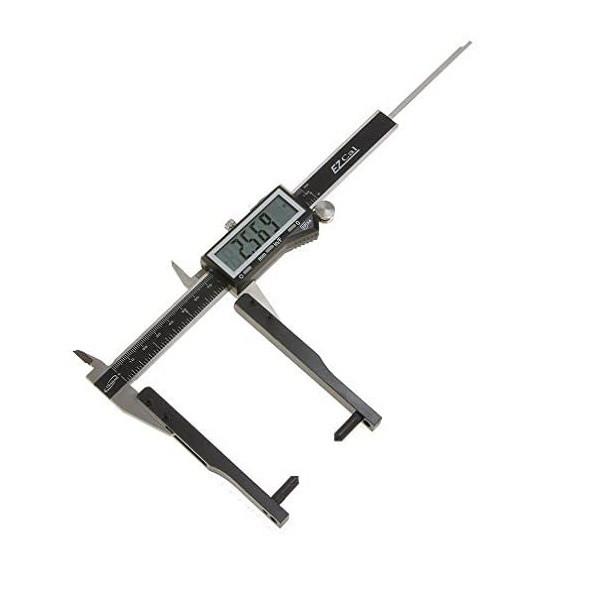 کولیس  دیجیتال ایزکال مدل FC-6 گستره  0-150 میلیمتری