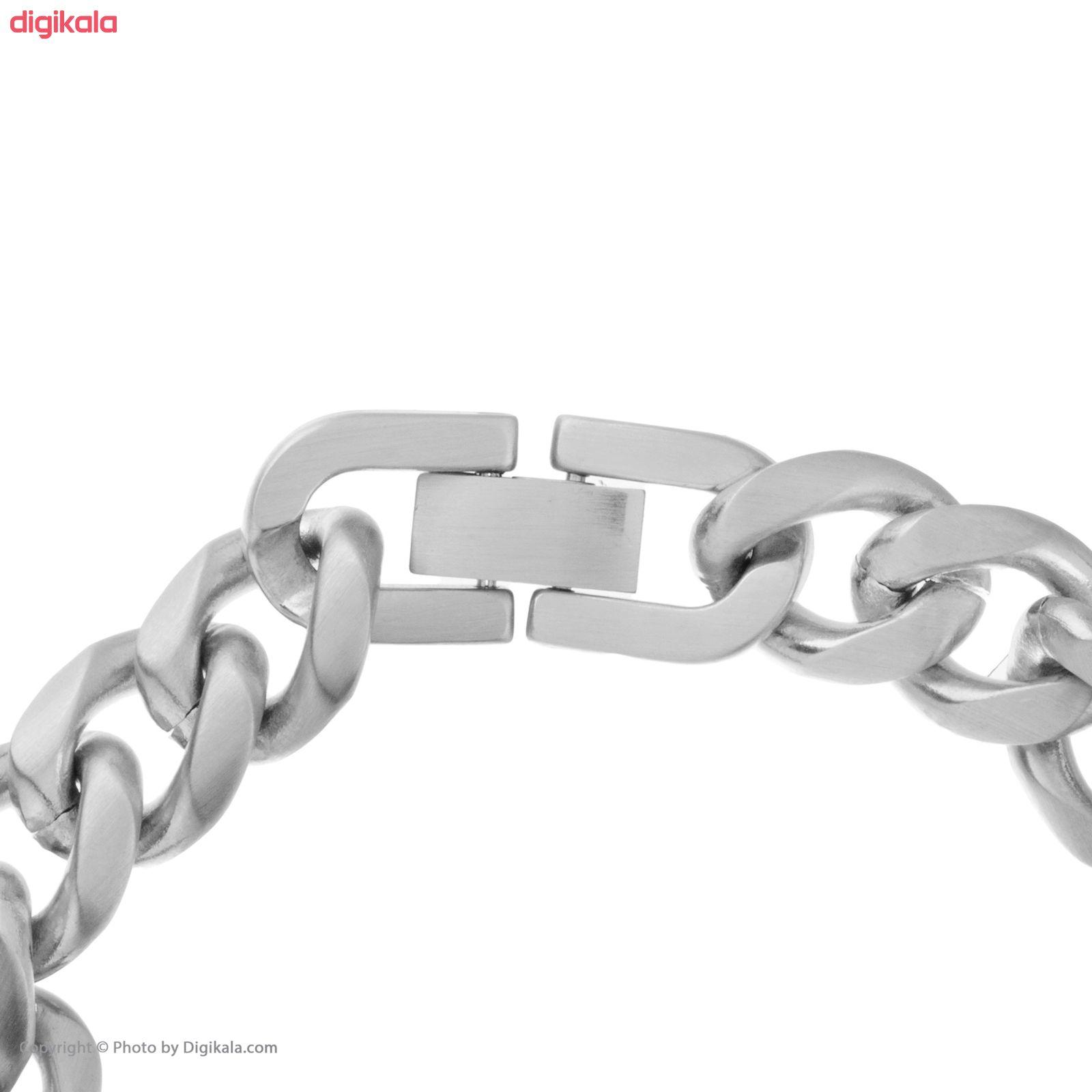 دستبند مردانه کد QW25 main 1 3
