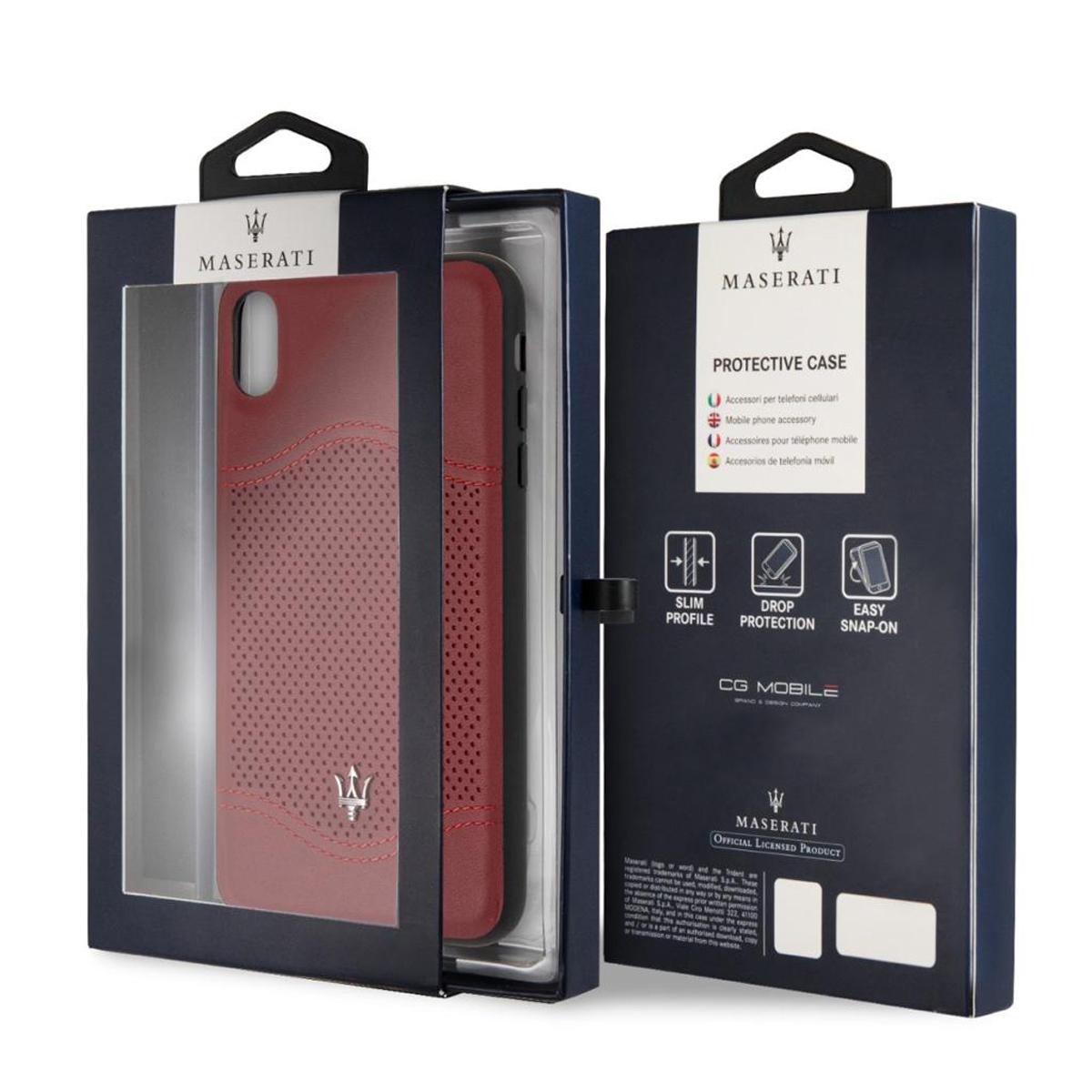 کاور   سی جی موبایل کد 33301 مناسب برای گوشی موبایل اپل iphone xs max    thumb 2 3
