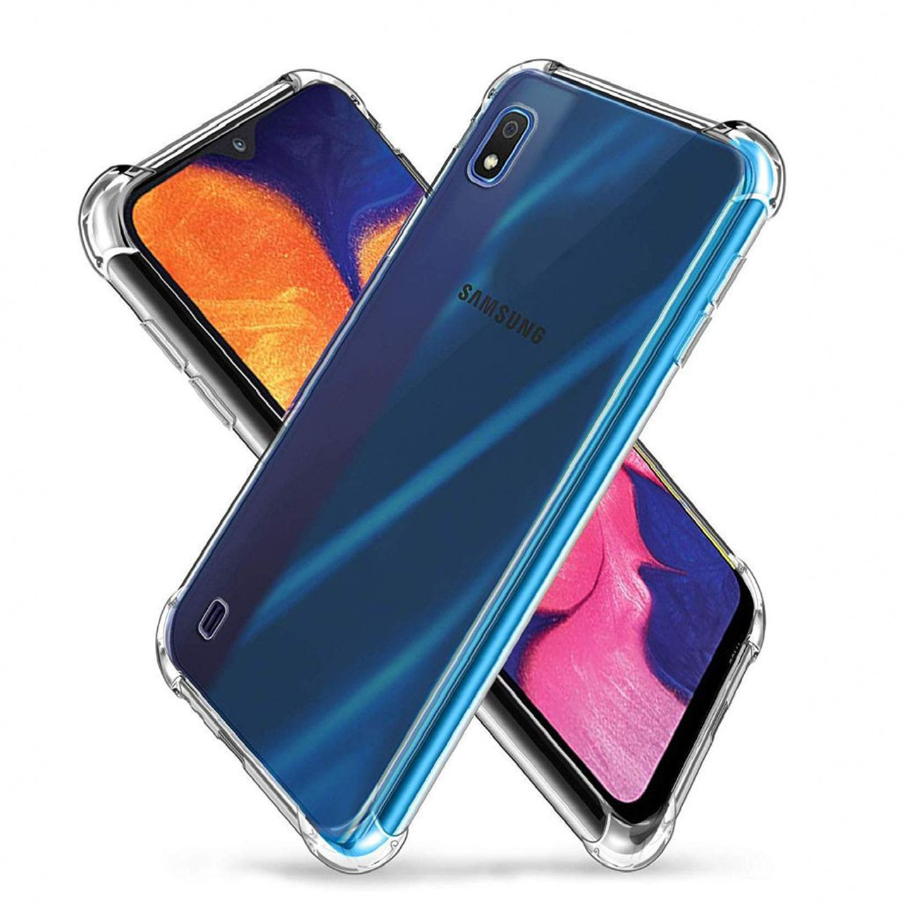 کاور مدل Eouro مناسب برای گوشی موبایل سامسونگ Galaxy A10 thumb 2 1