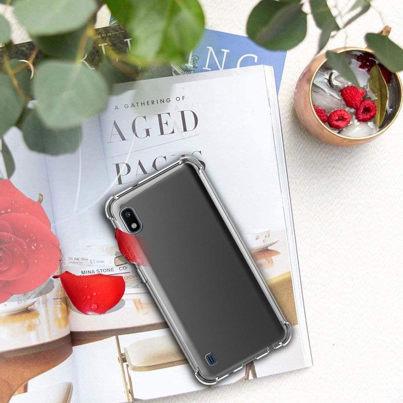 کاور مدل Eouro مناسب برای گوشی موبایل سامسونگ Galaxy A10 thumb 2 5