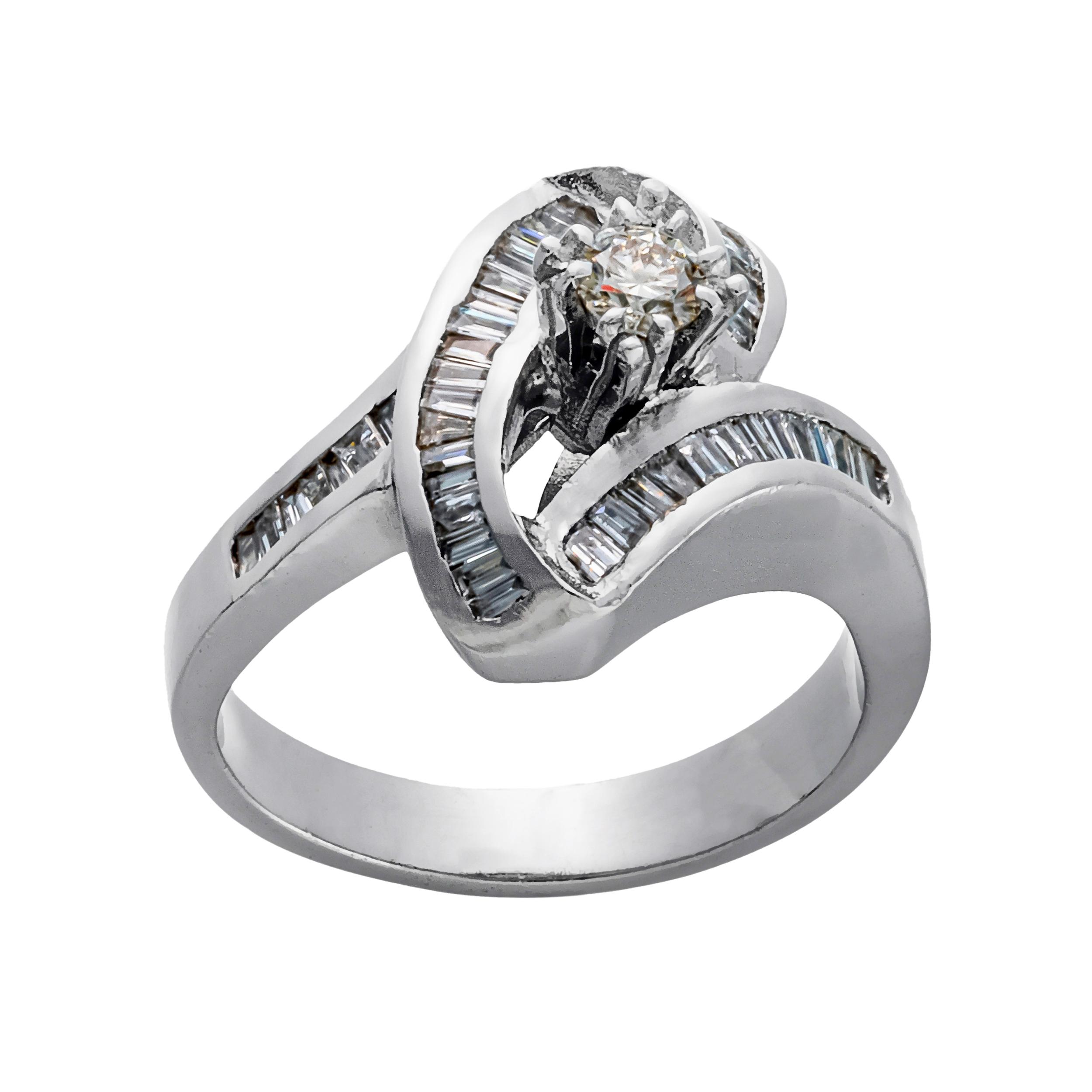 راهنمای خرید انگشتر طلا 18 عیار زنانه جواهری سون مدل 2430 لیست قیمت