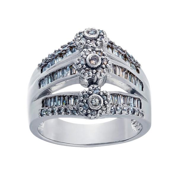 انگشتر طلا 18 عیار زنانه جواهری سون مدل 2424