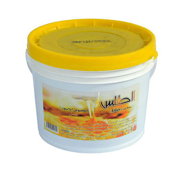 خرید                      موم موبر اطلس مدل عسل وزن 4000 گرم