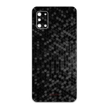 برچسب پوششی ماهوت مدل Honey-Comb-Circle مناسب برای گوشی موبایل سامسونگ Galaxy A31