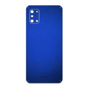 برچسب پوششی ماهوت مدل Metallic-Blue مناسب برای گوشی موبایل سامسونگ Galaxy A31