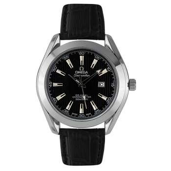 ساعت مچی عقربه ای مردانه مدل O.M.G 01