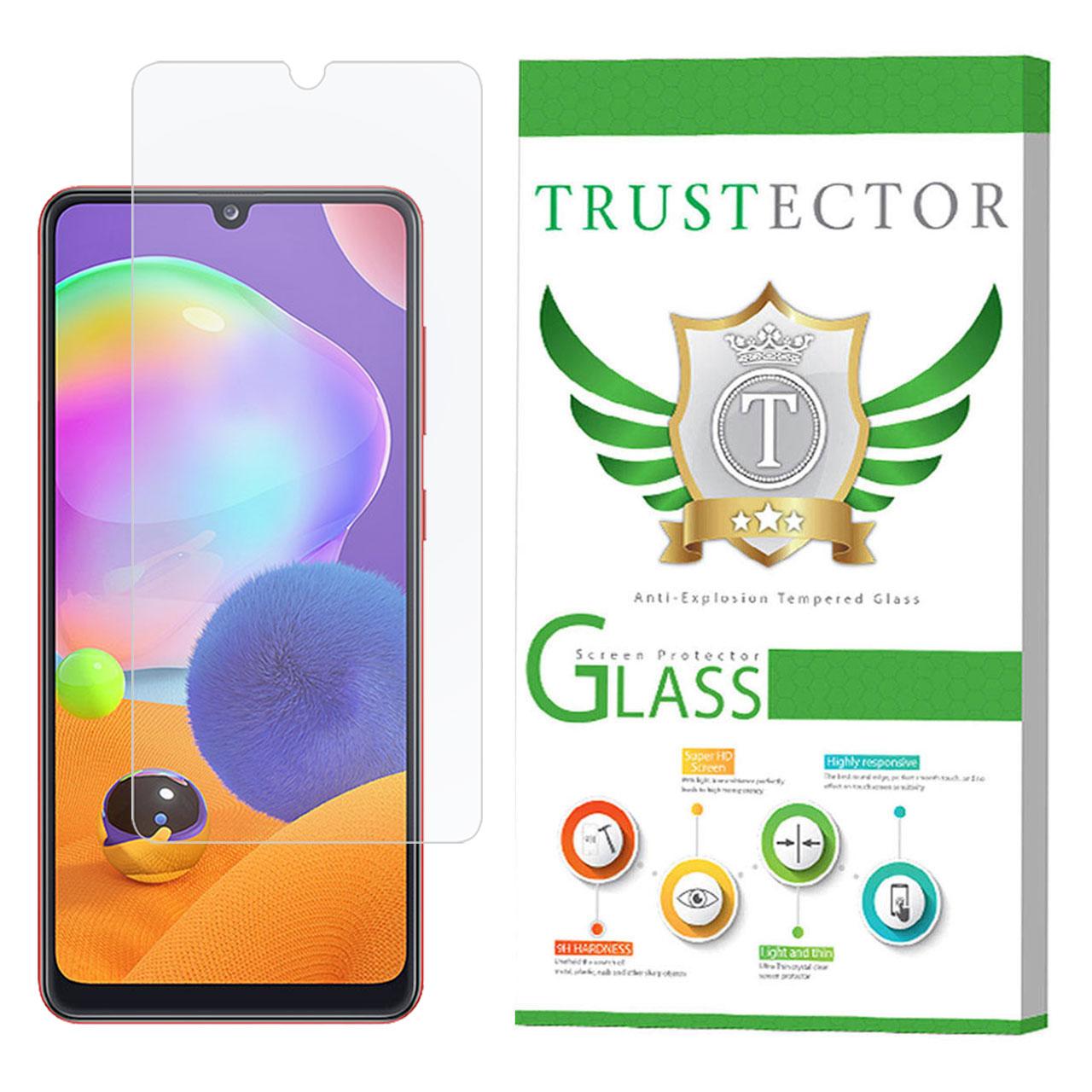 محافظ صفحه نمایش تراستکتور مدل GLS مناسب برای گوشی موبایل سامسونگ Galaxy A31              ( قیمت و خرید)