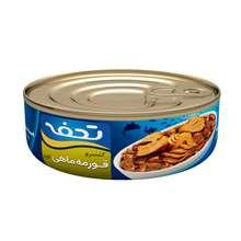 کنسرو قورمه ماهی تحفه -  230 گرم