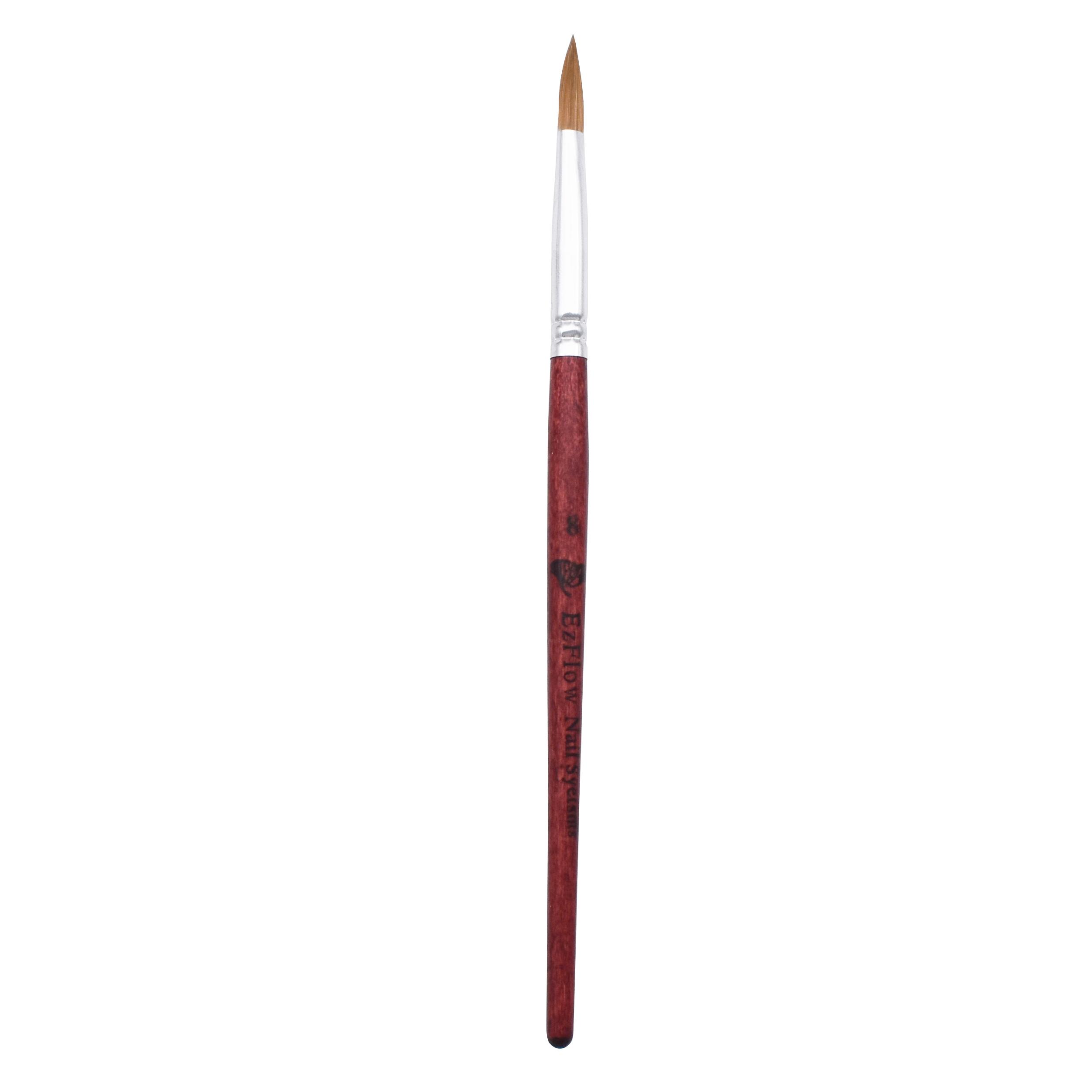 قلم موی کاشت ناخن ایزی فلو  شماره 8