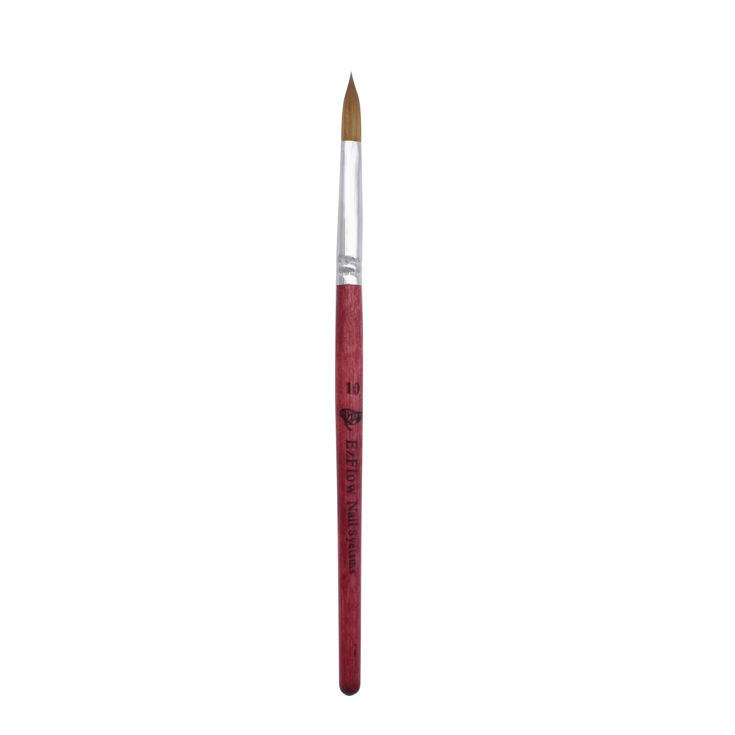 قلم موی کاشت ناخن ایزی فلو شماره 10