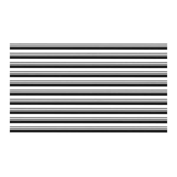 نوار تزئینی دریچه کولر کوکلان  مدل Ah10 بسته 10عددی