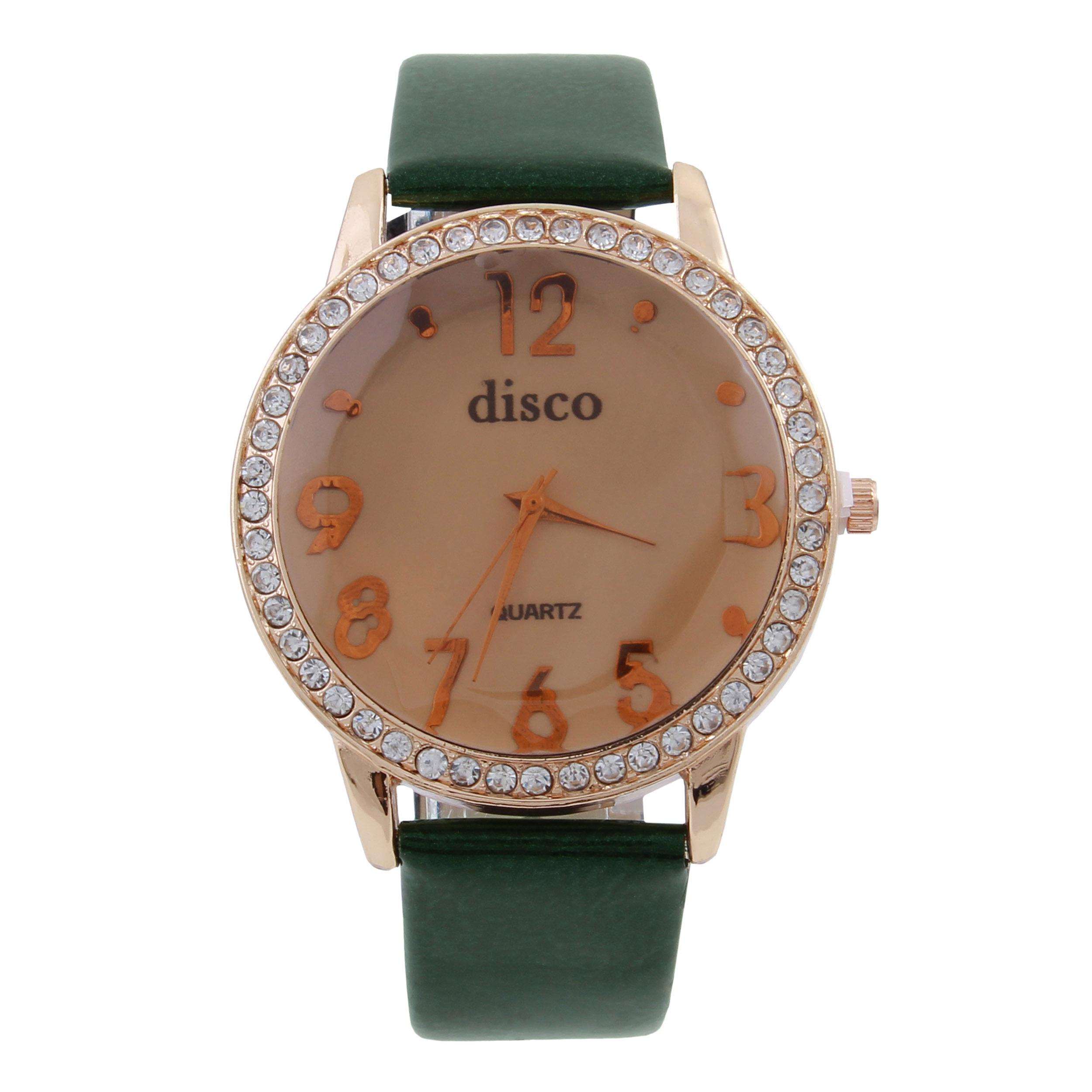خرید                                      ساعت مچی عقربه ای زنانه کد WHW-096