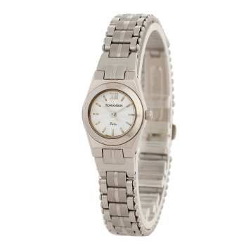 ساعت مچی عقربه ای زنانه رومانسون مدل NM9956LL1WAS2W