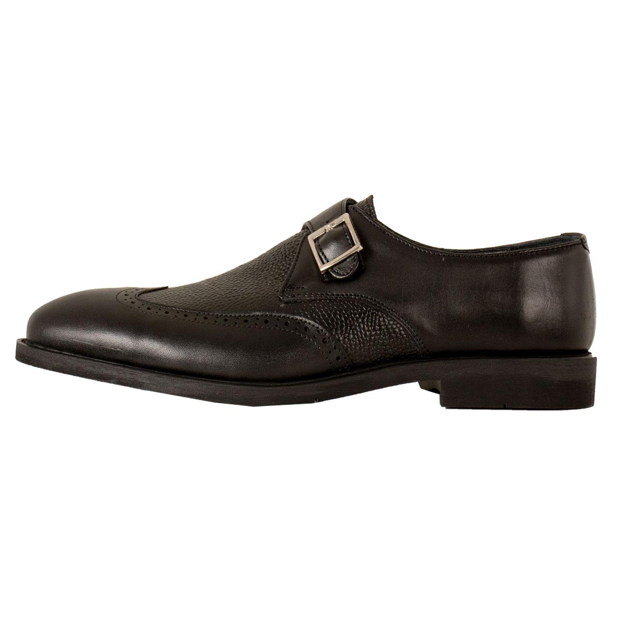 کفش مردانه پارینه چرم مدل SHO211