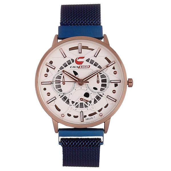ساعت مچی عقربه ای مردانه چاکسیگو مدل CHA 2468 - AB-SE