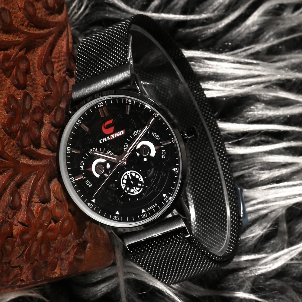 ساعت مچی  مردانه چاکسیگو مدل CHA 2470 - ME-ME              اصل