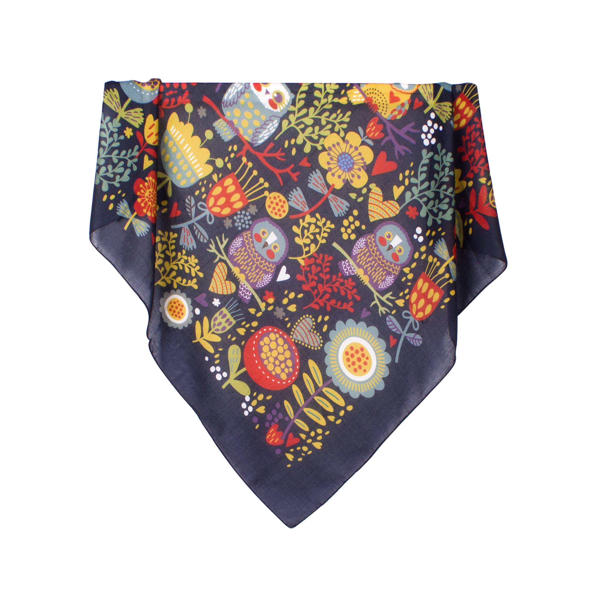 روسری دخترانه نسیما کد T 106